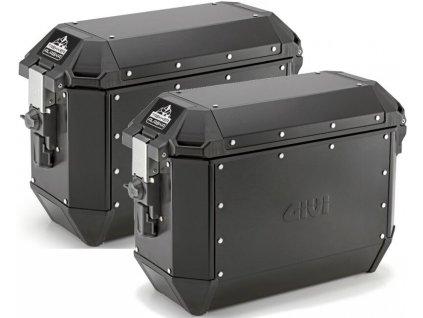 GIVI Bočné kufre TREKKER ALASKA 36L Dvojbalenie