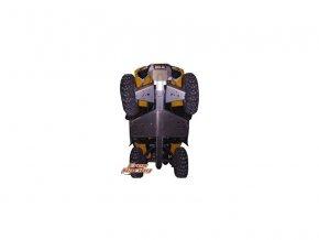 Kryty podvozka CANAM Outlander 800 Max RICOCHET Set obsahuje kryty + komponenty pre montáž