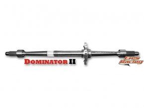 SUZUKI LT-Z 400 KIT obsahuje osi + komponenty pre montáž RPM DOMINATOR