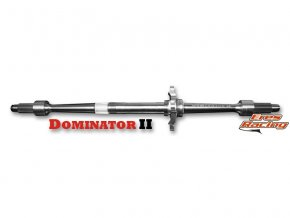 Yamaha YFZ 450 R KIT obsahuje osi + komponenty pre montáž RPM DOMINATOR