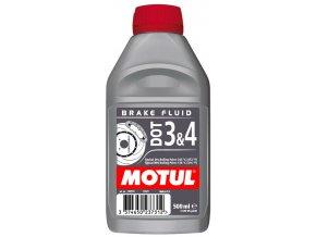 Motul DOT 3&4 brzdová kvapalina 500ml