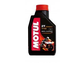 Motul olej 710 - 1L 100% Syntetický 2T