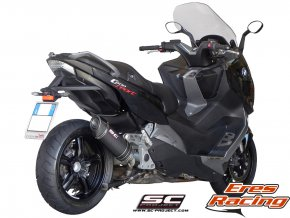 Výfuk SC Project BMW C 600 SPORT OVAL B08-12C