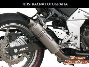 Výfuk SC Project TRIUMPH SPEED TRIPLE 1050 05-06 GP LINE T04-13T