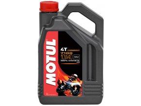 Motul olej 7100 10W40 - 4L 100% Syntetický