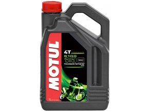 Motul olej 5100 15W50 - 4L Polosyntetický