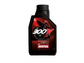 Motul olej 300V 15W50 FactoryLine - 1L ESTER 100% Syntetický
