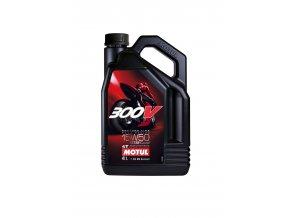 Motul olej 300V 15W50 FactoryLine - 4L ESTER 100% Syntetický