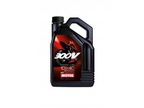 Motul olej 300V 10W40 FactoryLine - 4L ESTER 100% Syntetický