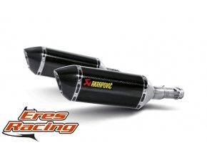Výfuk Akrapovič Kawasaki Z1000SX 10-13 Slip-On Line (Carbon) 34 S-K10SO6-HZC