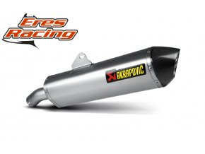 Výfuk Akrapovič BMW F 800 R 09-16 Slip-On Line (Titanium) S-B8SO4-HRT
