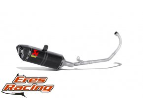 Výfuk Akrapovič Honda CBR 125 R 11-16 Racing Line (Carbon) S-H125R10-ZC