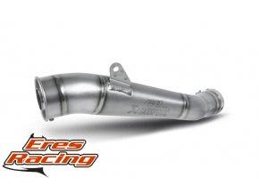Výfuk Akrapovič Honda CBR 600 F 07-13 Slip-On Line (Titanium)  SM-H6SO7T