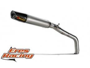 Výfuk Akrapovič Honda CBR 600 RR 07-08 Slip-On Line (Titanium) S-H6SO11-HACT