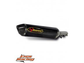 Výfuk Akrapovič Suzuki GSX 650 F 08-16 Slip-On Line (Carbon)  S-S12SO3-HRC
