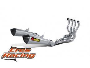 Výfuk Akrapovič Suzuki GSX-R 1000 09-11 Evolution Line (Titanium) S-S10RFT7T-XT