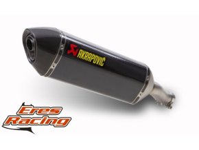Výfuk Akrapovič Suzuki GSX-R 1000 05-06 Slip-On Line (Carbon) S-S10SO2-HZC