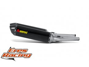 Výfuk Akrapovič Suzuki GSX-R 1300 HAYABUSA 08-17 Slip-On Line (Carbon) S-S13SO2-HRC