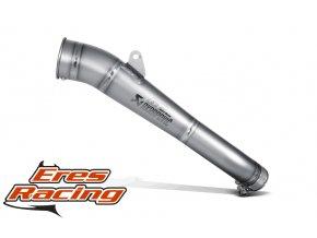 Výfuk Akrapovič Suzuki GSX-R 600-750 11-17 Slip-On Line (Titanium)  SM-S6S02T