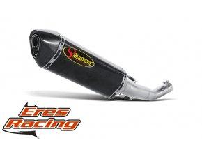 Výfuk Akrapovič Suzuki GSX-R 600-750 06-07 Slip-On Line (Carbon)  S-S6SO3-HZC