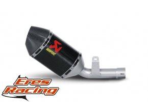 Výfuk Akrapovič Suzuki GSX-R 600-750 06-07 Slip-On Line (Carbon)  S-S6SO5-TC