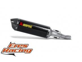 Výfuk Akrapovič Suzuki GSX-R 600-750 08-10 Slip-On Line (Carbon)  S-S6SO6-HZC