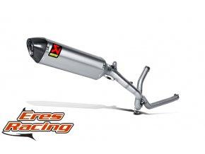 Výfuk Akrapovič Suzuki V-STROM 650 04-11 Slip-On Line (Titanium) S-S65SO2-RT