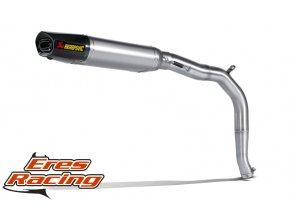 Výfuk Akrapovič Triumph DAYTONA 675R 11-12 Slip-On Line (Titanium)  S-T675SO3-HACT