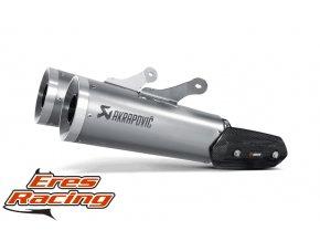 Výfuk Akrapovič Yamaha VMAX 09-16 Slip-On Line (Titanium) S-Y17SO1-HBAV