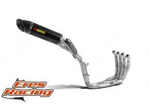 Výfuk Akrapovič Yamaha YZF-R1 09-14 Evolution Line KIT (Carbon) S-Y10RFT10-ZC/2