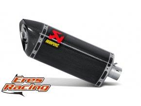 Výfuk Akrapovič Yamaha YZF-R6 08-09 Slip-On Line (Carbon) S-Y6SO7-HZC