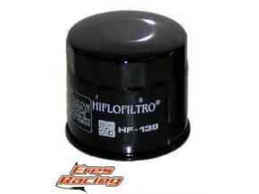 Olejový filter Hiflo HF138