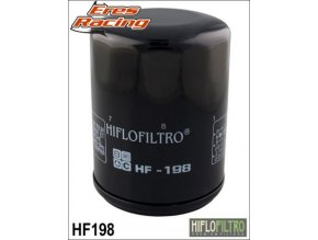 Olejový filter Hiflo HF198