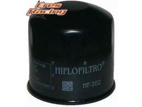 Olejový filter Hiflo HF202