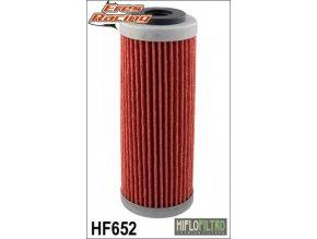 Olejový filter Hiflo HF652
