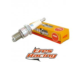 NGK - BKR8E-11 Štandard zapaľovacia sviečka 1ks pre moto