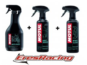 MOTUL SADA 7 = MotoWash + Insect remover + wheel clean