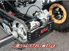 Zadný nárazník PHD YAMAHA YFZ 450R XRW Racing