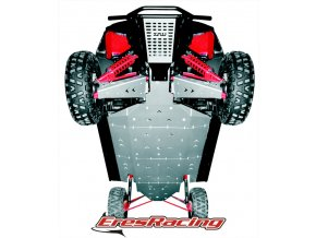 Kryty podovzka POLARIS RZR 900 XP bez krytov ramien XRW Racing