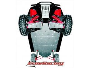 Kryty podovzka POLARIS RZR 900 XP bez krytov ramien XRW Racing