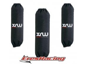 Návleky na tlmiče 2x predné , 1x na zadný tlmič XRW Racing