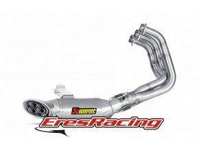 Výfuk Akrapovič Yamaha MT-09 Tracer 15-16 Racing Line (Titanium) S-Y9R3-HAFT