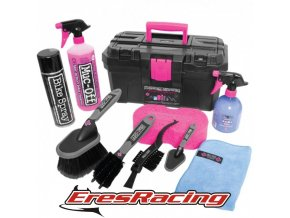 MUC-OFF Ultimate Motorcycle Cleaning Kit - Umývacia sada obsahuje 9ks MO285