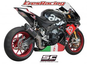 Výfuk SC Project APRILIA RSV4  RF/RR 15-16 OVAL RACING A15-40FTC