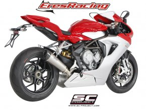 Výfuk SC Project MV AGUSTA F3 675/800 Conic M03-34T