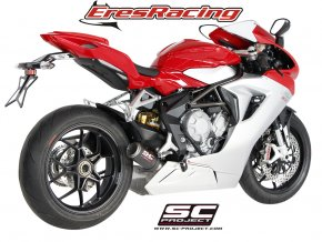 Výfuk SC Project MV AGUSTA F3 675/800 CR-T M03-38C