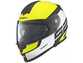 Prilba Schuberth S2 Sport Elite Yellow