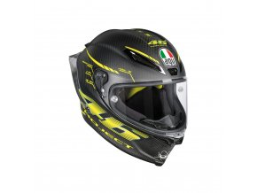 Prilba AGV Pista GP R Project 46 2.0 Carbon Matt
