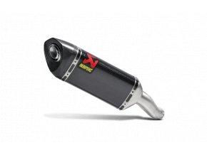 Výfuk Akrapovič Yamaha YZF-R25 2014 - 2016 Slip-On Line (Carbon) S-Y2SO12-HAPC