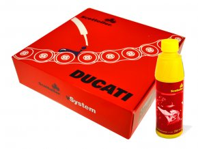 vSystem Ducati Edition 250ml Red Scottoil